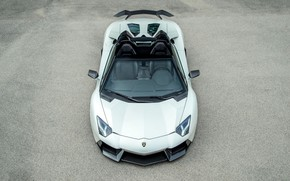 Picture Roadster, Lamborghini, Aventador, LP 700-4, Novitec, Torado