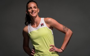 Picture Sport, The Czech Republic, Tennis, WTA, Photoshoot, Karolina, Karolina Pliskova
