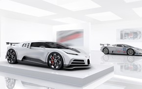 Picture machine, Bugatti, generation, hypercar, One hundred and ten
