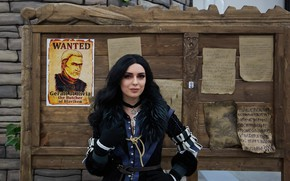 Picture The Wild Hunt, The Witcher 3, The Witcher 3, Yennefer, , Jennifer