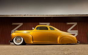 Picture Plymouth, Old, Custom, Low, P10