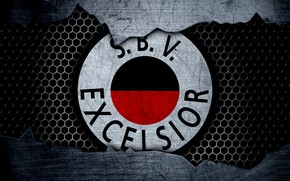 Picture wallpaper, sport, logo, football, Excelsior