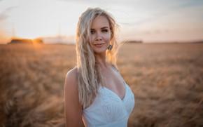 Picture look, girl, model, Anna, W Darius, Дарий Валленштайн, Darius Main