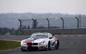 Picture coupe, BMW, track, 2019, M6 GT3