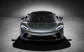 Picture McLaren, supercar, front view, 2019, McLaren GT