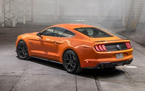 Picture Mustang, Ford, EcoBoost, 2020, High Performance Package
