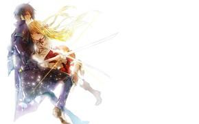 Picture sword, two, Assassin's Pride, Melida Angel, Vampire Kufa