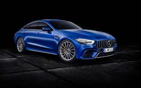 Picture Mercedes-Benz, Mercedes-AMG, 4-Door Coupe
