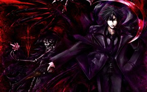 Picture look, gun, guy, Fate/ZeRo, Emiya Kiritsugu, The fate of the beginning
