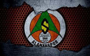 Picture wallpaper, sport, logo, football, Alanyaspor