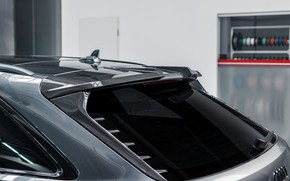 Picture roof, Audi, spoiler, ABBOT, universal, TFSI, RS 6, 2020, RS6-R, V8 Twin-Turbo, RS6 Avant, 4.0 …
