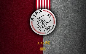Picture wallpaper, sport, logo, football, Ajax, Eredivisie