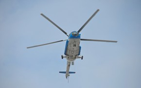 Picture the sky, aviation, helicopter, mi 8