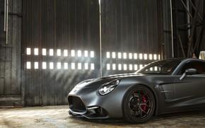 Picture holes, Berlinetta, Puritalia, V8, 2019, 965 HP, the will