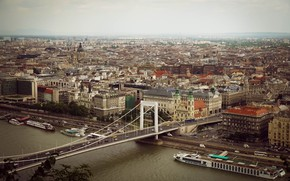 Picture landscape, the city, view, view, Budapest