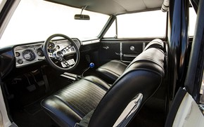 Picture Classic, Chevy, Chevelle, Malibu, Vehicle