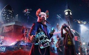 Picture Game, Ubisoft Montreal, Watch Dogs Legion