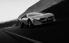 Picture movement, coupe, BMW, 2019, Vision M NEXT Concept