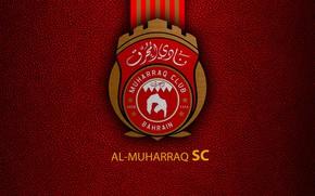 Picture wallpaper, sport, logo, football, Al-Muharraq