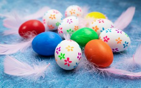 Picture pen, holiday, eggs, spring, Easter