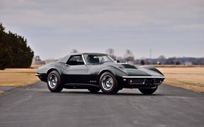 Picture Chevrolet, Old, Stingray