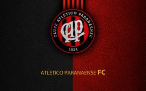 Picture wallpaper, sport, logo, football, Brazilian Serie A, Atletico Paranaense