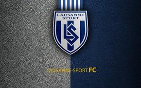 Picture wallpaper, sport, logo, football, Lausanne Sport