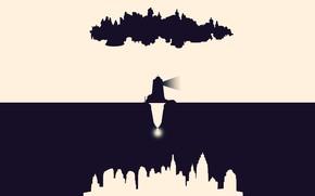 Picture Bioshock, Game, Minimalism, Infinite