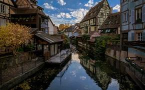 Picture France, France, Alsace, Colmar, Colmar