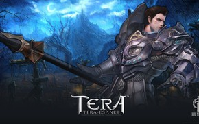 Picture armor, guy, Tera