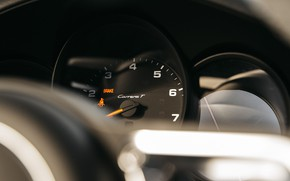 Picture Porsche 911, Tachometer, Carrera T