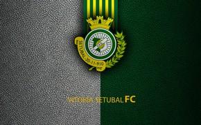 Picture wallpaper, sport, logo, football, League US, Vitoria Setubal