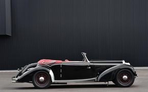 Picture Car, Vintage, Retro
