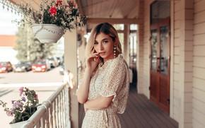 Picture Girl, dress, Anna Carpenter, Victoria Rusko