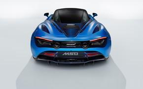 Picture McLaren, supercar, rear view, 2018, MSO, 720S, Pacific Theme
