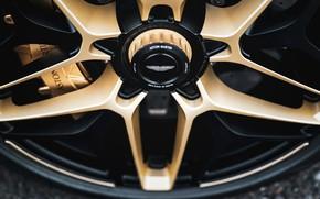 Picture Aston Martin, coupe, disk, Zagato, 2020, V12 Twin-Turbo, DBS GT Zagato, 760 HP