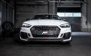 Picture Audi, front view, RS5, ABBOT, Sportback, RS5-R, 2019
