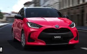 Picture Hybrid, Hatchback, Yaris