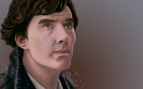Picture Actor, Sherlock Holmes, Character