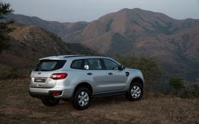 Picture Ford, Everest, 4WD, the five-door, 2015, XLS
