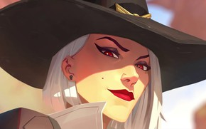 Picture Game, Ashe, Overwatch