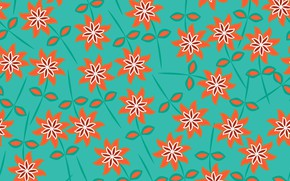 Picture flowers, background, texture, colorful, flower, patter, floral
