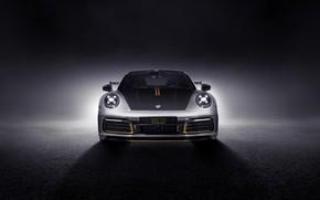 Picture 911, Porsche, front view, Carrera, TechArt, 992, 2019