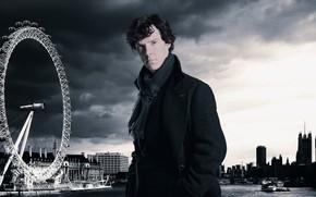 Picture Ferris wheel, Benedict Cumberbatch, Sherlock, Sherlock BBC, Sherlock Holmes, Sherlock (TV series)