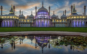 Picture Pavilion, England, Prince, Wales, Architecture, Royal, Brighton, Residence