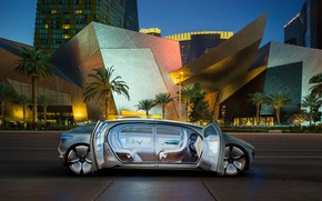 Picture the city, transport, car, Mercedes Benz, Luxury in Motion