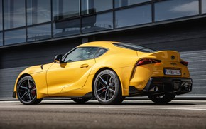 Picture coupe, Toyota, Supra, the fifth generation, mk5, double, 2019, GR Above, A90, Gazoo Racing, mkV, …