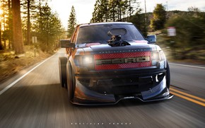 Wallpaper Auto, Machine, Ford, SUV, Rendering, F-150, The front, FORD, Rostislav Prokop, by Rostislav Prokop, FORD ...