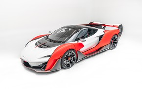 Picture McLaren, supercar, McLaren Sabre