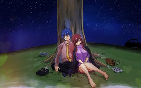 Picture Love, Anime, Romantic, Redhead, Fairy Tail, Manga, Elsa, Scarlet, Erza, Titania, Hiro Mashima, Eruza, Gerard, …